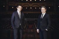 Alexander Neef und Gustavo Dudamel