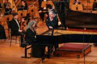 Martha Argerich und Symphoniker Hamburg