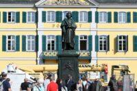 Beethoven-Denkmal in Bonn