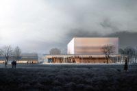 Entwurf Konzerthaus Nürnberg