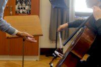 Cello-Unterricht