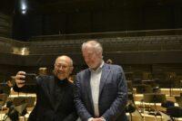 Yasuhisa Toyota und Valery Gergiev in der Isarphilharmonie