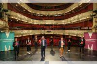 Leitungsteam Mecklenburgisches Staatstheater