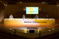 Jahres-PK Berliner Philharmoniker