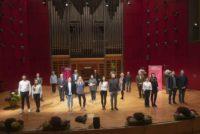 Preisträger und Jury Liedkunst-Wettbewergb