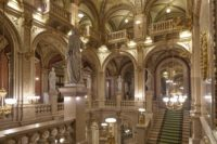 Wiener Staatsoper, Feststiege